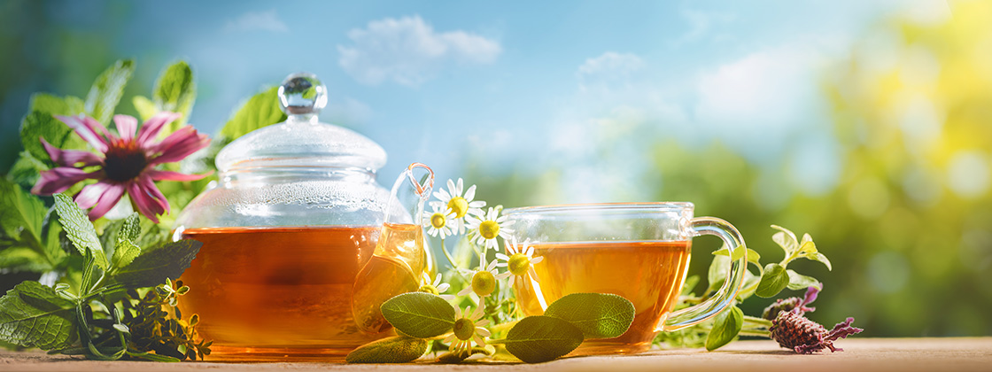 Discover our Summer Teas