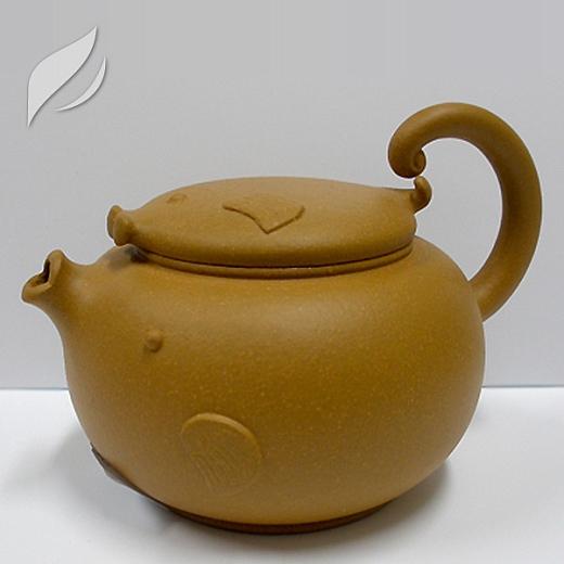 Yixing Teekanne »Yu«